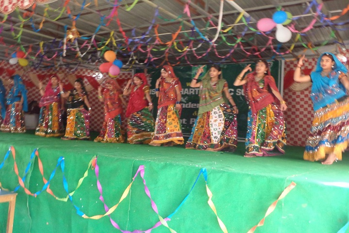 Sanskar Bharati Public School-Group Dance