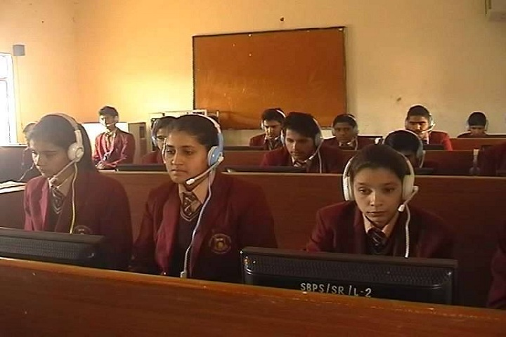 Sanskar Bharati Public School-Language Lab