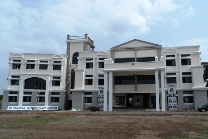 Sanskar International School-Campus View