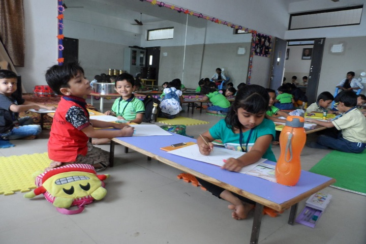 Sanskar International School-Drawing Competition