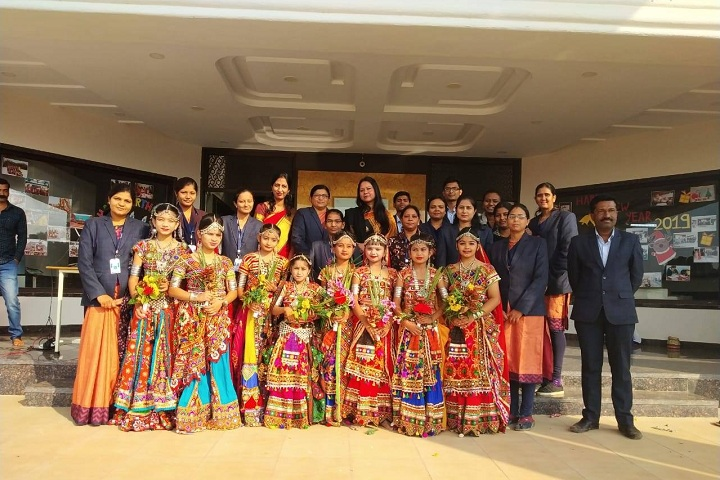 Sanskar International School-Group Photo