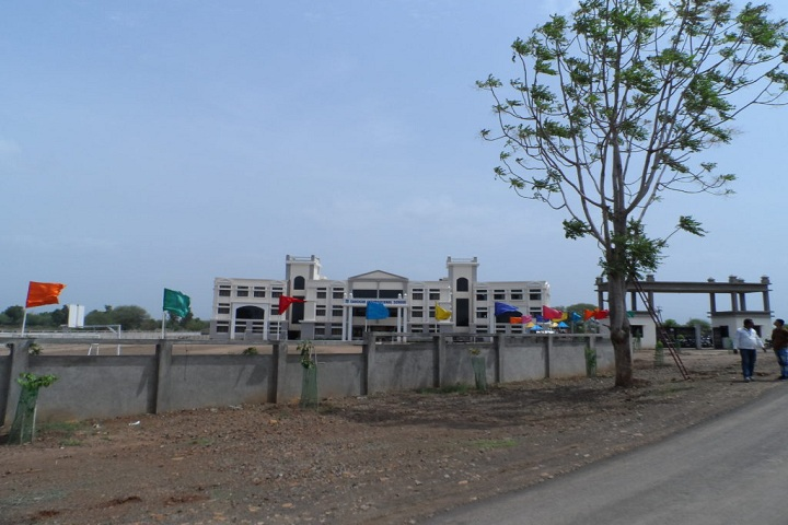Sanskar International School-School Building