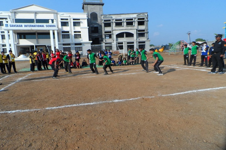 Sanskar International School-Sports