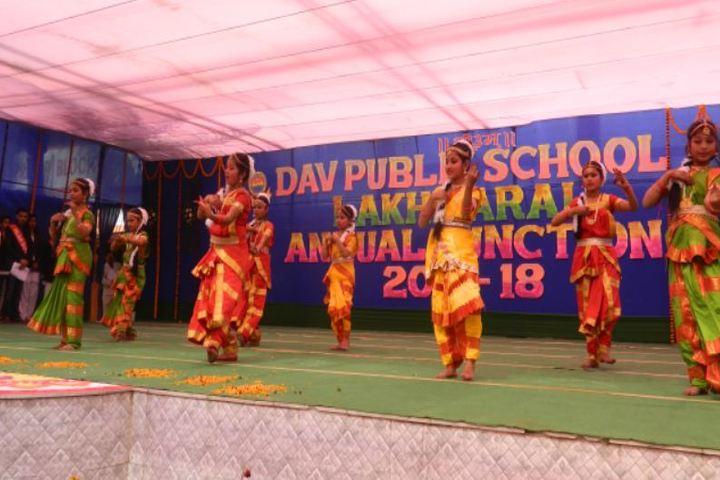 DAV Public School-Classical Dance