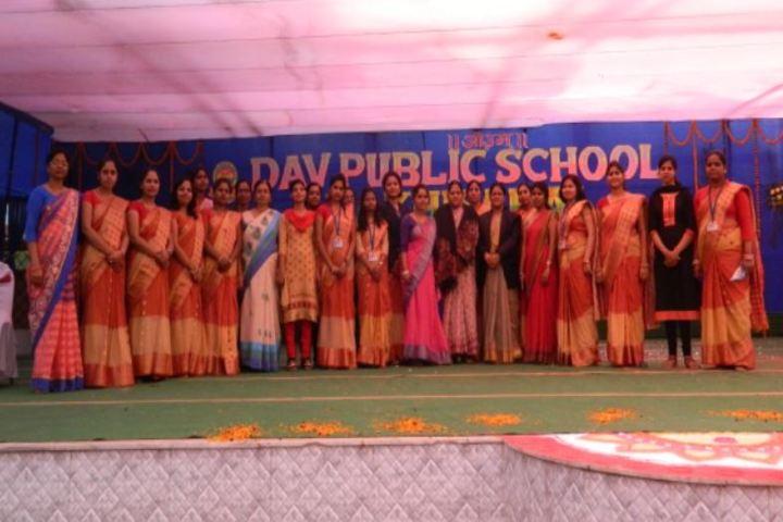 DAV Public School-Staff