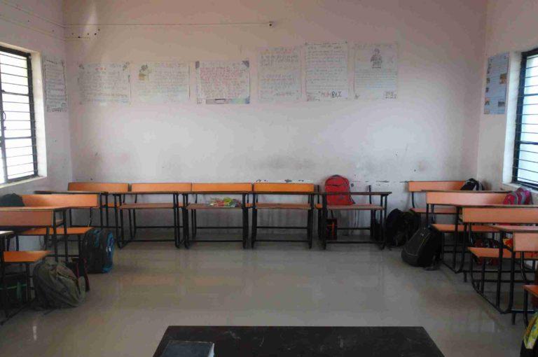 Sanskruti Foundation-Class Room