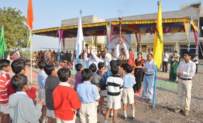 Sanskruti Foundation-Investiture Ceremony