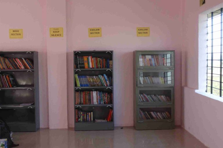 Sanskruti Foundation-Library