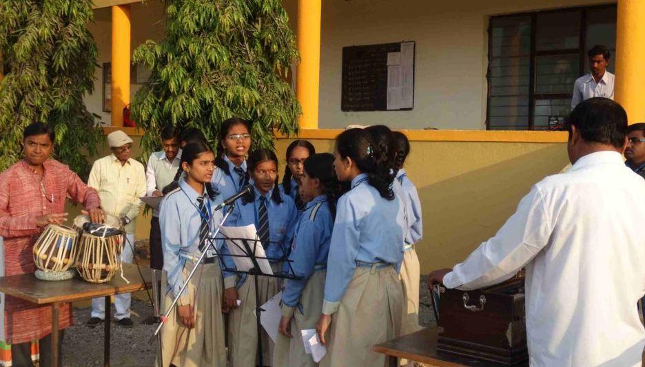 Sanskruti Foundation-Singing