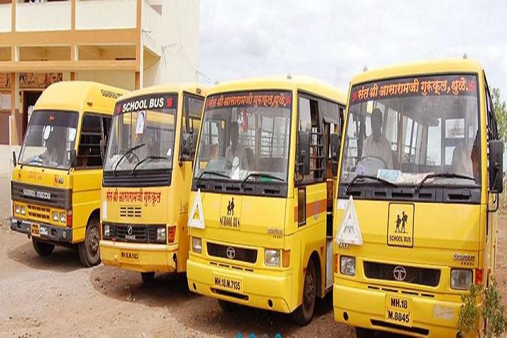 Sant Shri Asharamji Gurukul-Transport