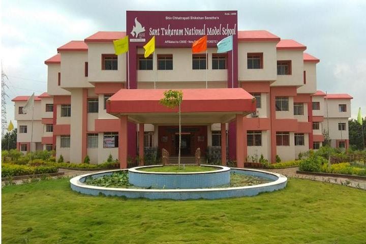 Sant Tukaram National Model School-Campus View
