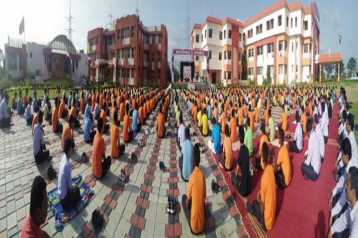 Sant Tukaram National Model School-Yoga