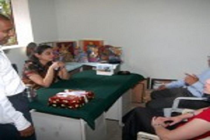Saraswati Vidyamandir English Medium School-Principle Room
