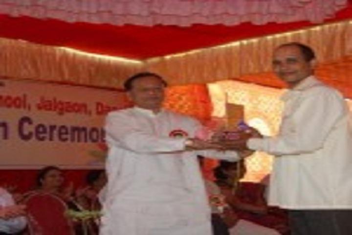 Saraswati Vidyamandir English Medium School-Prize Distribution