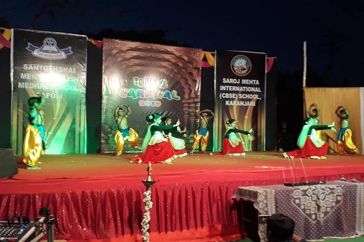 Saroj Mehta Intenational School-Annual Day