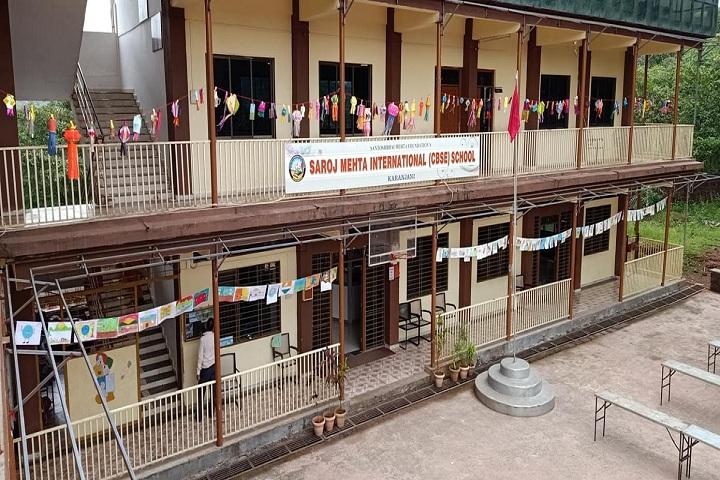 Saroj Mehta Intenational School-Campus View