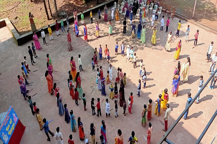Saroj Mehta Intenational School-Cultural Day