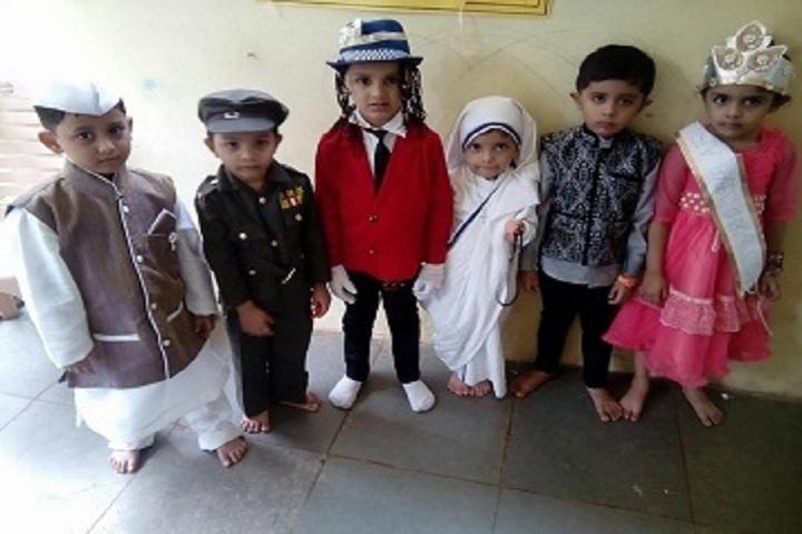 Saroj Mehta Intenational School-Fancy Dress