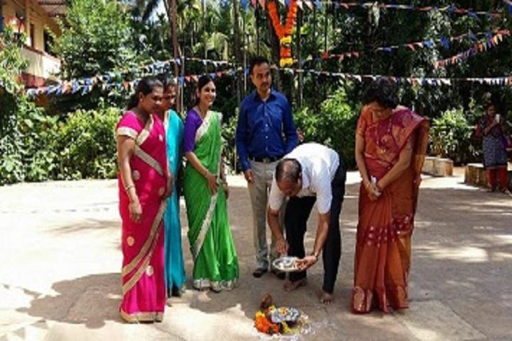 Saroj Mehta Intenational School-Festival Celebration