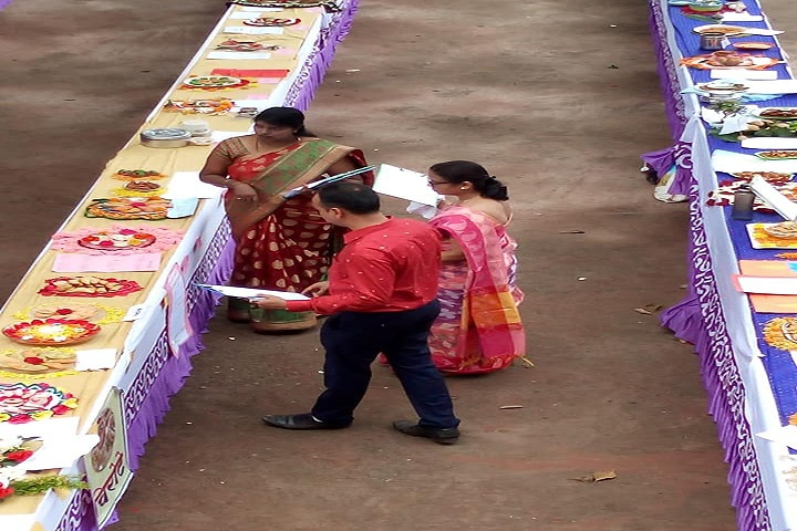 Saroj Mehta Intenational School-Food Fest