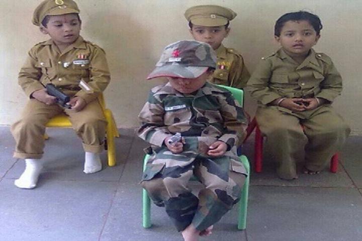 Saroj Mehta Intenational School-Fancy dress competition