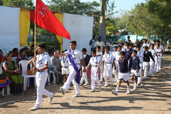 Scholars Convent-Independence Day March