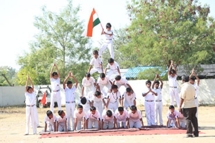 Scholars Convent-Independence Day celebrations