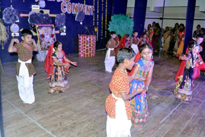 Scholars Convent-annual day celebrations