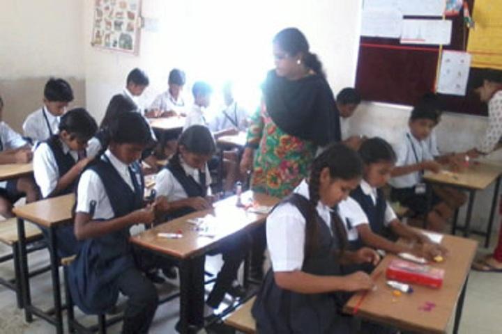 Scholars Convent-Class activity