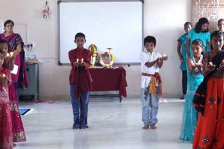 Scholars Convent-Dance class