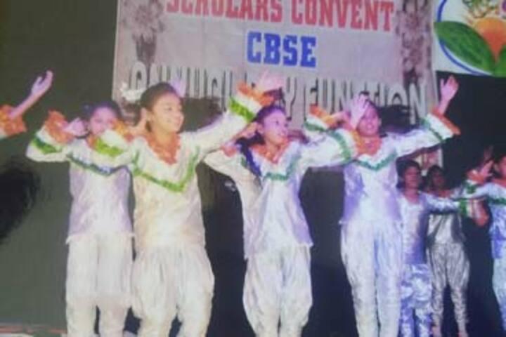 Scholars Convent-Dance