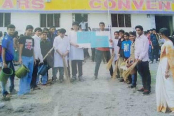 Scholars Convent-Swachh Bharat