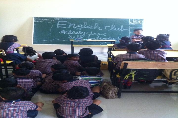Scholars International School-English club