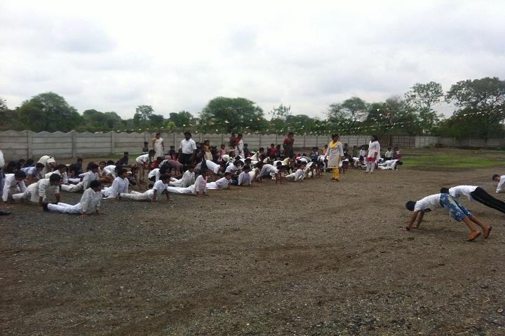 Scholars International School-Yoga
