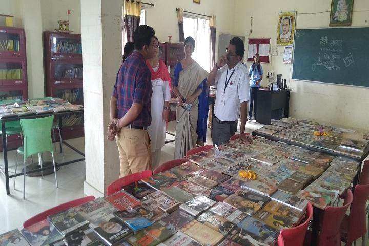 School of Scholars-Book Exhibition