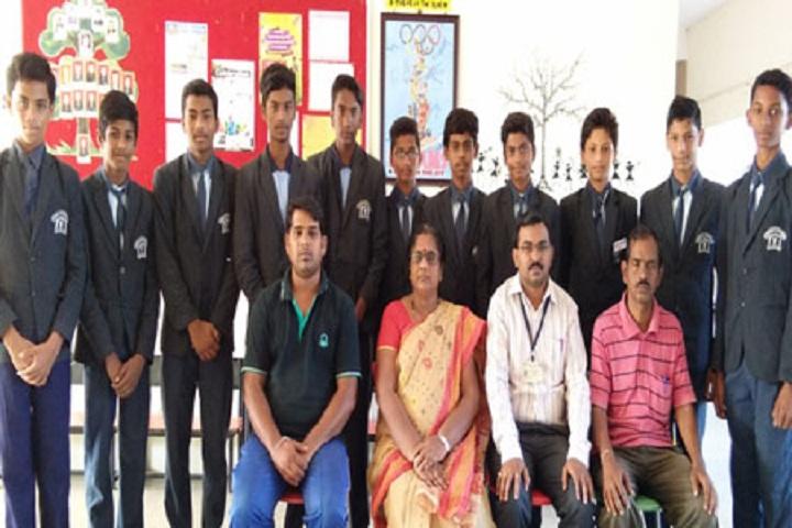 School of Scholars-Cricket team winner