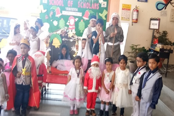 School Of Scholars-Christmas celebrations