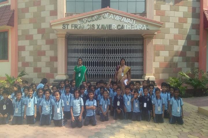 School Of Scholars-Church visit