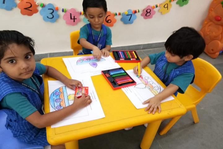 School Of Scholars-Class activity
