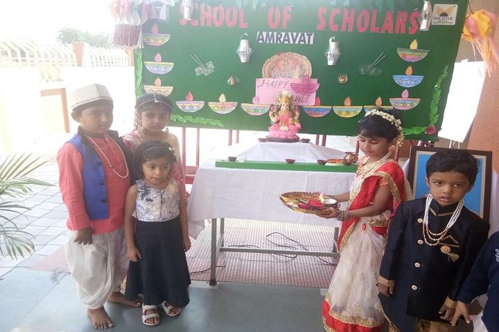 School Of Scholars-Diwali celebrations