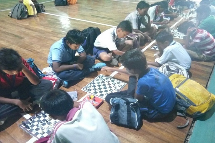 School Of Scholars-Indoor games