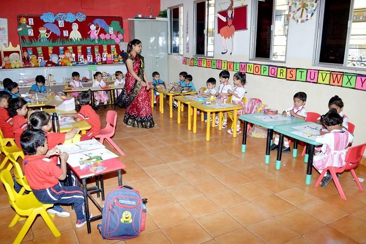 School Of Scholars-Activity Room