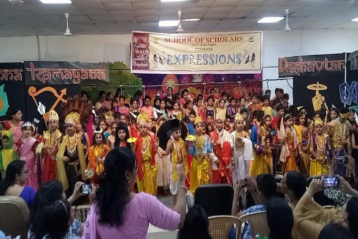 School Of Scholars-Festival Celebration