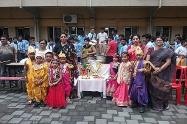 School Of Scholars-Janmashtami Celebrations