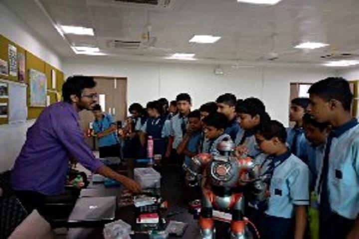 School Of Scholars-Robotics workshop