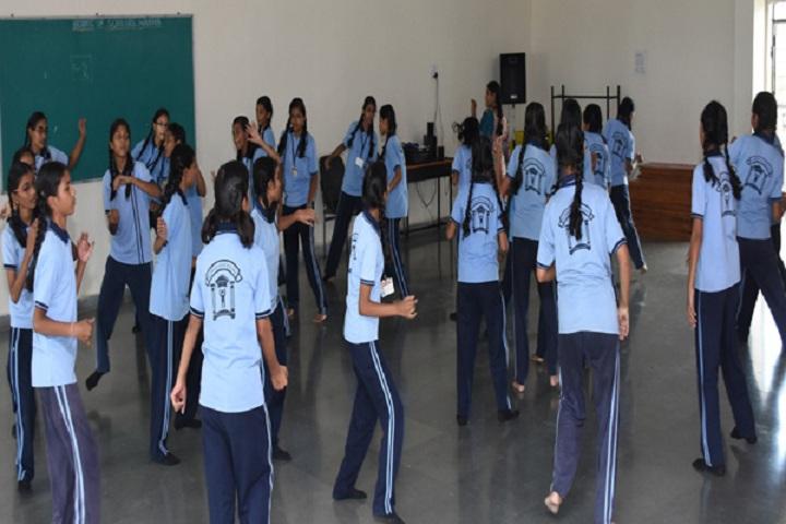 School Of Scholars-Dance Room