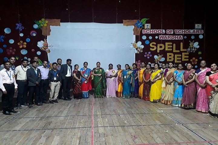School Of Scholars-Group Photo