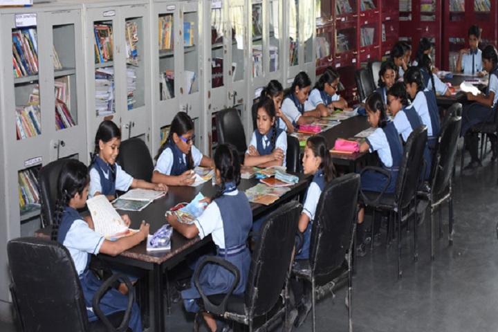 School Of Scholars-Library
