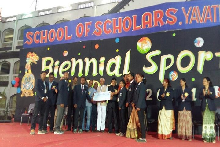School Of Scholars-annual day meet