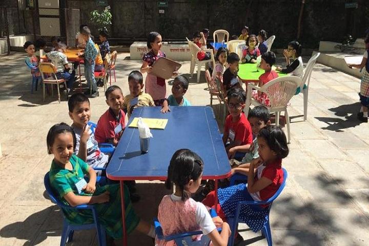 Sevasadan English Medium School-Ramodyan Garden Party
